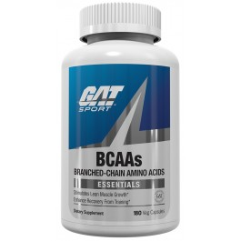 GAT-BCAAs-180Caps