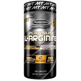 MuscleTech-Platinum-100%-L-Arginine-100Tabs