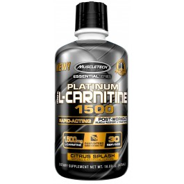 MuscleTech-Platinum-100%-L-Carnitine-1500-16Oz