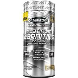MuscleTech-Platinum-100%-Carnitine-180Caps