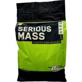 Serious Mass 12 Lb