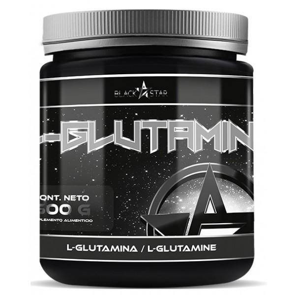 BlackStar-L-Glutamina-500Gr