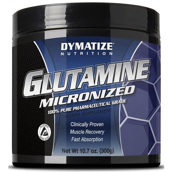 Dymatize-Glutamine-Micronized-300Gr
