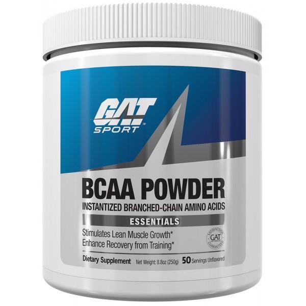 GAT-BCAA-Powder-250Gr