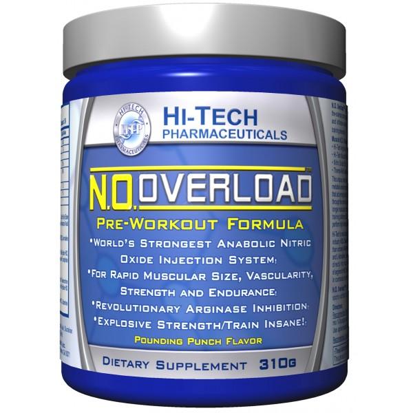 HiTech-N.O.-Overload-310Gr