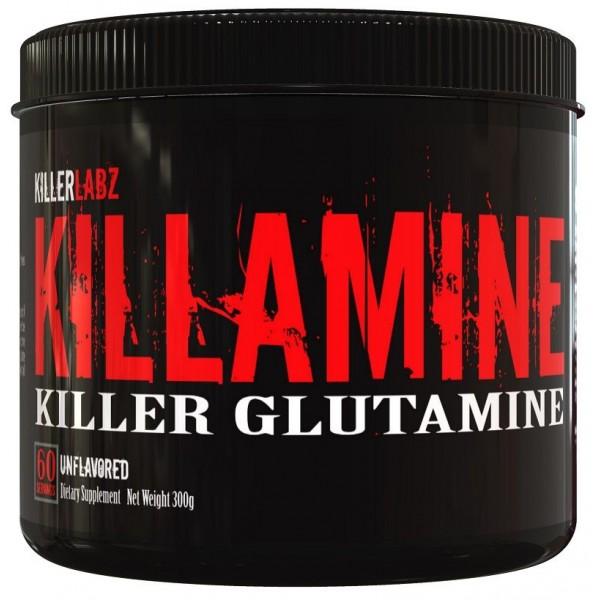 KillerLabz-Killamine-Glutamine-300Gr