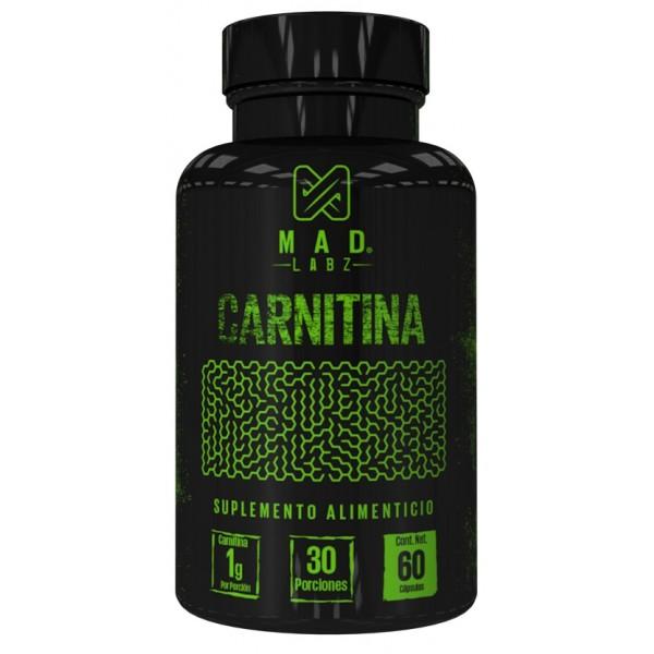 MADLabz-Carnitina-60Caps