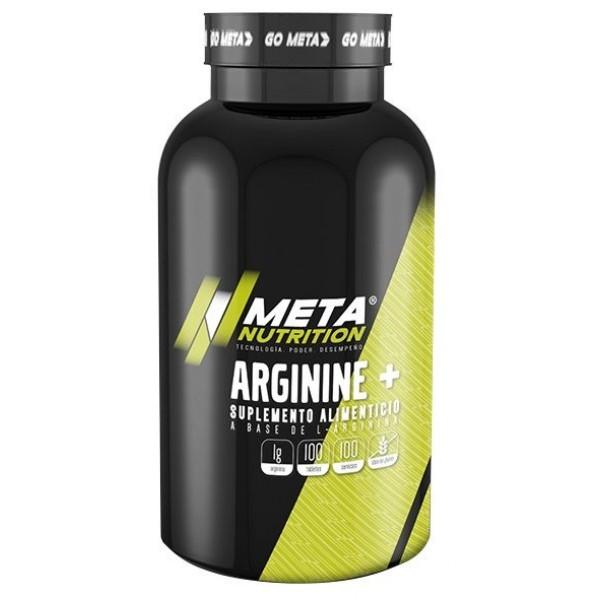 MetaNutrition-Arginine-+-100Tabs