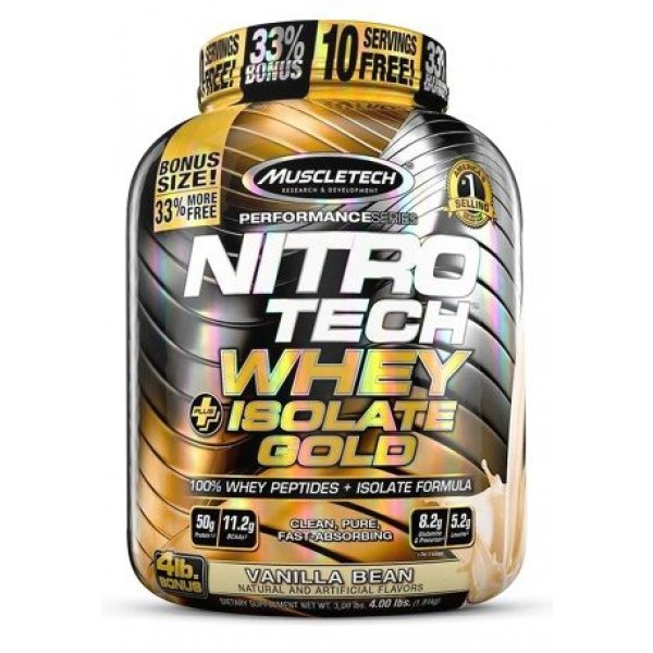 MuscleTech-Nitro-Tech-Whey-Plus-Isolate-Gold-4Lb