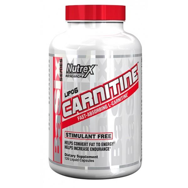 Nutrex-Lipo-6-Carnitine-60Caps
