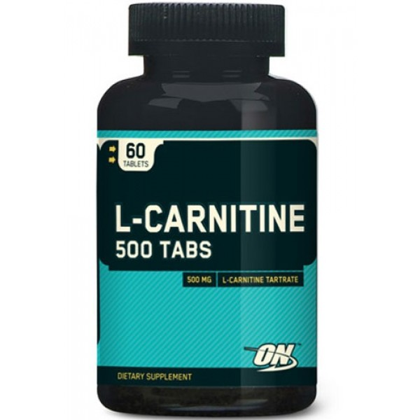Optimun-Nutrition-L-Carnitine-5000-60Tabs