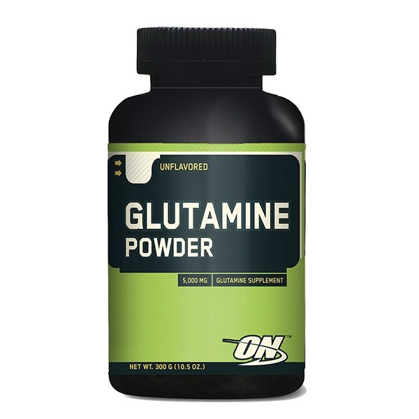 Optimun-Nutrition-Glutamine-Powder-300Gr