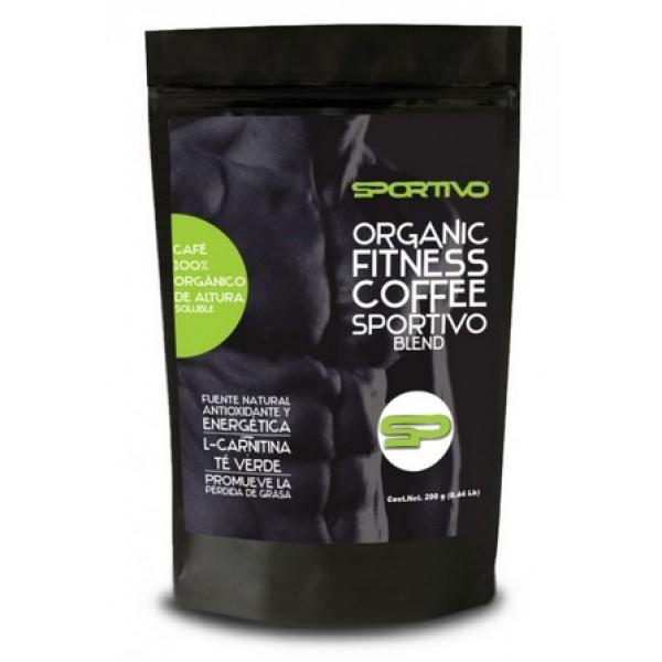 Organic Fitness Coffee 200 Gr