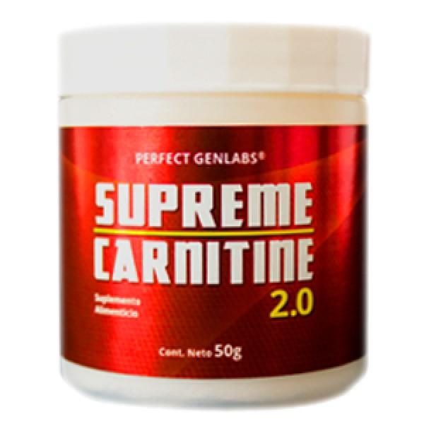 PerfectGenLabs-Carnitine-Supreme-2.0-50Gr