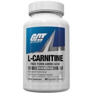 GAT-L-Carnitine-60Caps