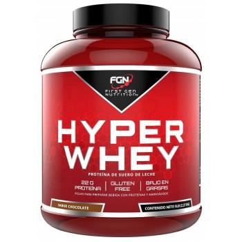 Hyper Whey 5 Lb