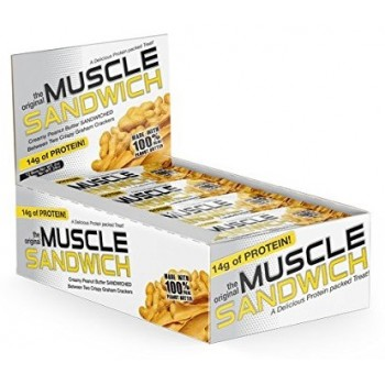 Muscle Sandwich 12 Bars