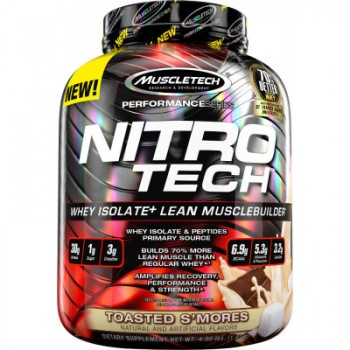 Nitro-Tech 4 Lb