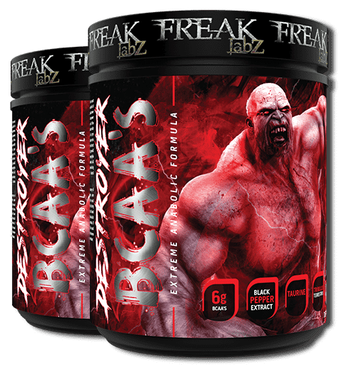 bote freak labz Destroyer BCAA