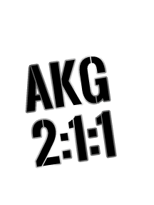 akg 2:1:1