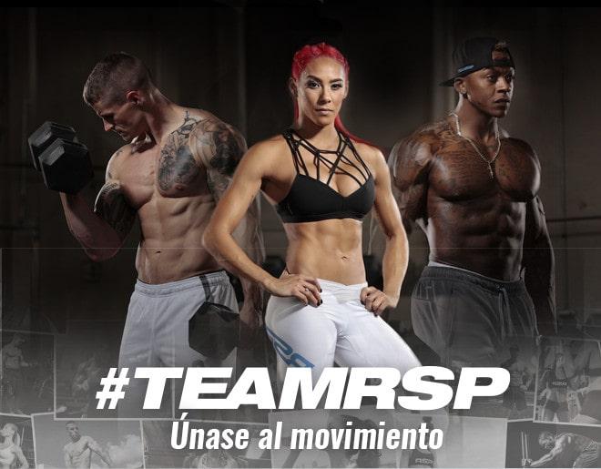 foto team RSP Únase al movimiento