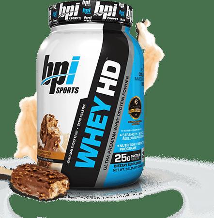 BPI Sports Best Protein tub