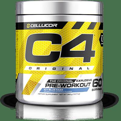 C4 bottle product image