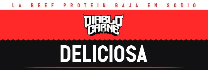 Diablo Carne - Proteina de Carne