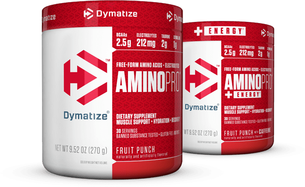 Dymatize Super Amino Bottle