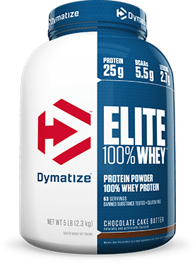 Whey 100% Protein bottle