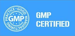 Certificación GMP