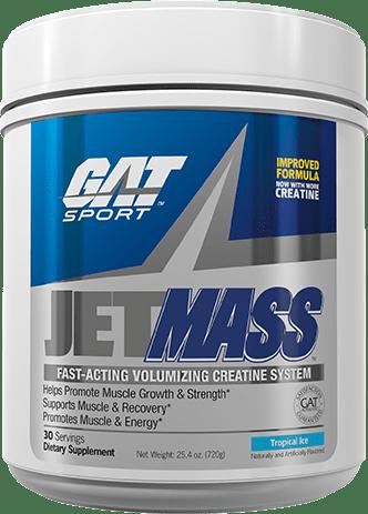 GAT JetFuse Pre Workout bottle shot