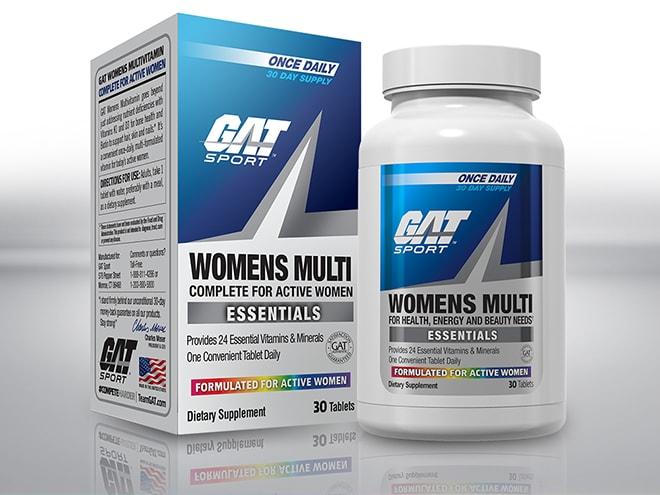 GAT Sport Women's Multi - #CompeteHarder
