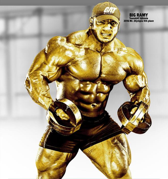 Big Ramy. TeamGAT Athlete.