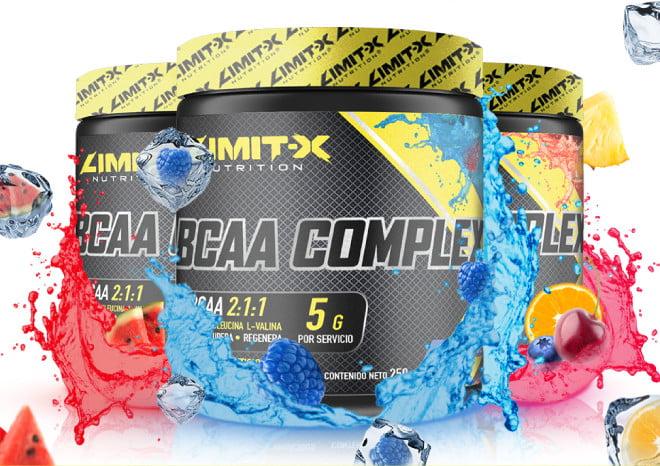 botes LimitX BCAA Complex