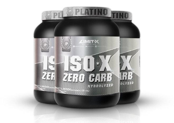botes LimitX ISO X