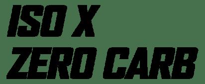ISO X ZERO CARBS