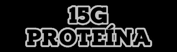 15g de Proteína