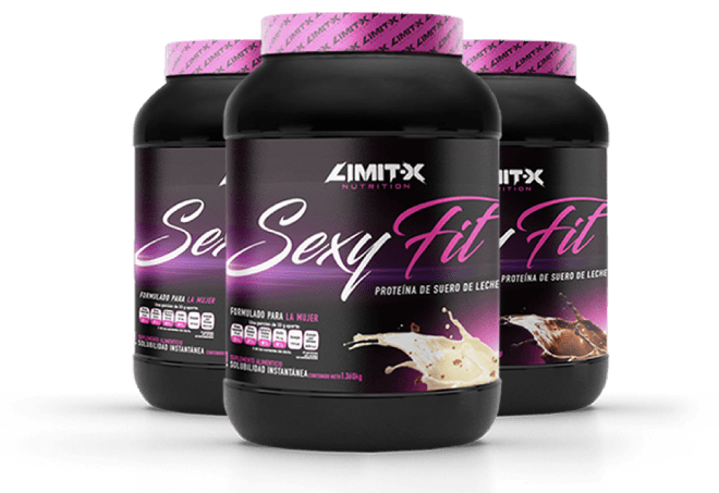 botes LimitX Sexy Fit
