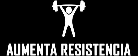Aumenta la resistencia