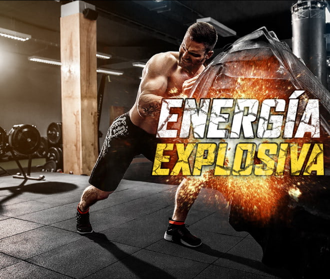 Energía Explosiva