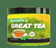 MuscleFit GREAT TEA bote