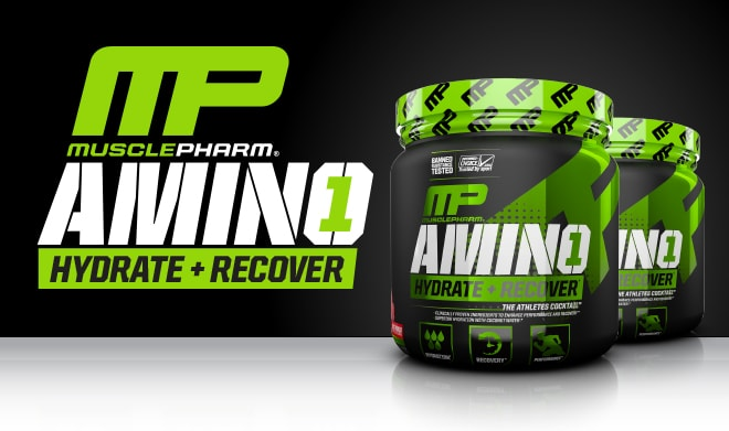 MusclePharm AMINO1. Hydrate + Recover.