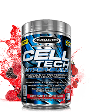 MuscleTech Cell-Tech Hyper-Build