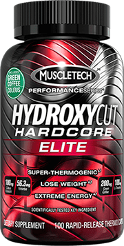 Hydroxycut Responsive Bottle Image