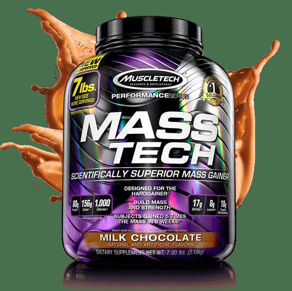 Muscletech Mass-Tech - Scientifically Superior Mass Gainer