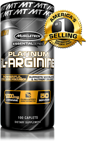 Muscletech Essential Series Platinum L-Carnitine 1500.