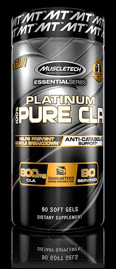 Platinum Pure CLA Bottle