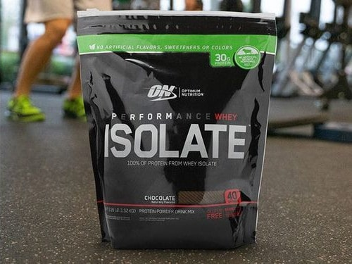 Optimun Nutrition Performance Whey Isolate