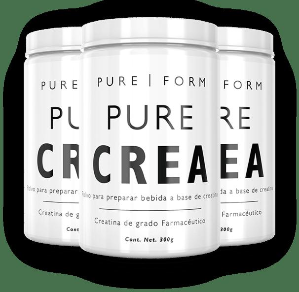 PURE CREA Bote